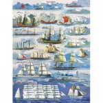 Puzzle  New-York-Puzzle-PD2015 Ships - Navires