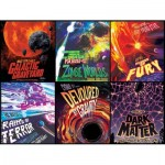 Puzzle  New-York-Puzzle-PD2183 Galaxy of Horrors