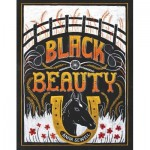 Puzzle  New-York-Puzzle-PG1908 Black Beauty Mini