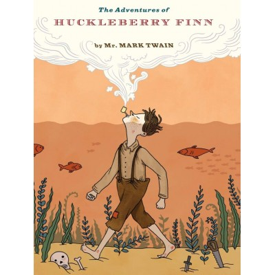 Puzzle  New-York-Puzzle-PG2064 XXL Teile - The Adventures of Huckleberry Finn