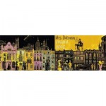 Puzzle  New-York-Puzzle-PG2174 Mrs. Dalloway