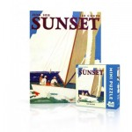 Puzzle  New-York-Puzzle-SU2011 Sunset - Day Sailing Mini