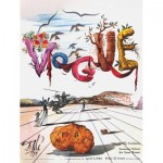 Puzzle  New-York-Puzzle-VG1965 The Arrival of Spring