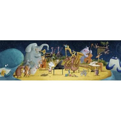 Puzzle  New-York-Puzzle-WS2184 XXL Teile - Moonlight Symphony
