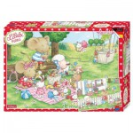 Noris-6060-38056 2 Puzzles - Lillebi