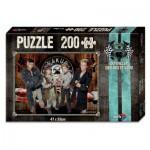 Puzzle  Noris-606031244 V8 Du willst der Beste sein - Team Barakudas