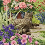 Puzzle  Otter-House-Puzzle-72632 Cat - Lazy Summer Days