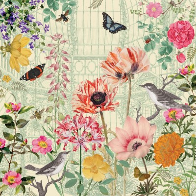 Puzzle  Otter-House-Puzzle-73444 Botanical Blooms