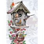 Puzzle  Otter-House-Puzzle-73572 A Festive Feast