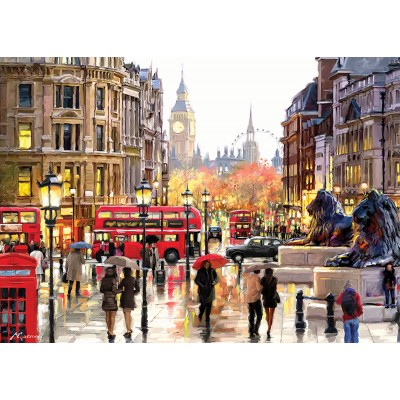 Puzzle  Otter-House-Puzzle-74134 London