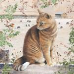 Puzzle  Otter-House-Puzzle-74139 Christmas Cat