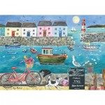 Puzzle  Otter-House-Puzzle-74218 Harbour Side