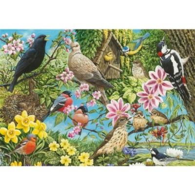 Puzzle  Otter-House-Puzzle-74454 Natures Finest