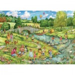 Puzzle  Otter-House-Puzzle-74745 The Great Outdoors