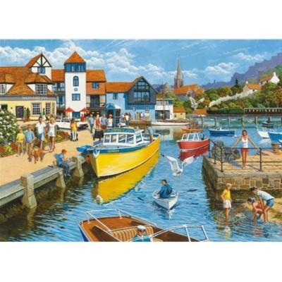 Puzzle  Otter-House-Puzzle-75080 Riverside