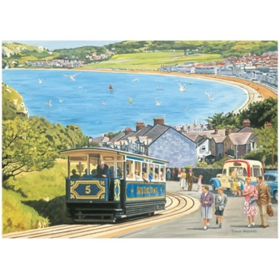 Puzzle  Otter-House-Puzzle-75081 Seaside