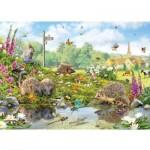 Puzzle  Otter-House-Puzzle-75095 Riverside Wildlife