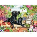 Puzzle  Otter-House-Puzzle-75824 Black Labrador