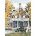 Puzzle  Cobble-Hill-51647 Walter Campbell: Herbstfrüchte