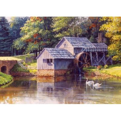 Puzzle Cobble-Hill-51814 Luke Buck - Mabry Mill