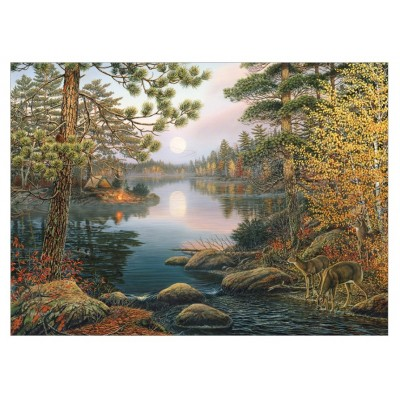 Puzzle  Cobble-Hill-51850-80139 Deer Lake