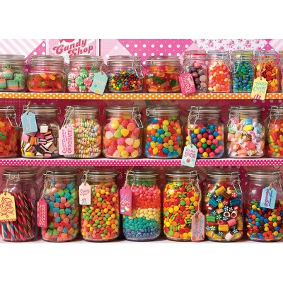 Puzzle Cobble-Hill-54601 XXL Teile - Familly - Candy Counter