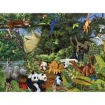 Puzzle  Cobble-Hill-54613 Noahs Versammlung