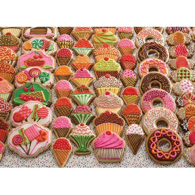 Puzzle  Cobble-Hill-54631 XXL Teile - Sweet Treats