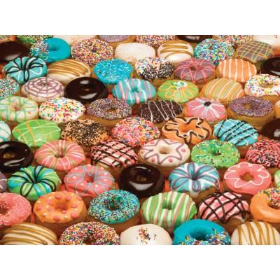 Puzzle Cobble-Hill-57121 XXL Teile - Doughnuts