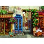 Puzzle  Cobble-Hill-57156 Frankreich, Paris: Rue Lafayette