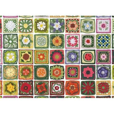 Puzzle  Cobble-Hill-57189 Granny Squares