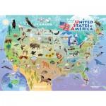Cobble-Hill-58895 Rahmenpuzzle - USA