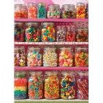 Puzzle  Cobble-Hill-70033 Jack Pine - Candy Shelf