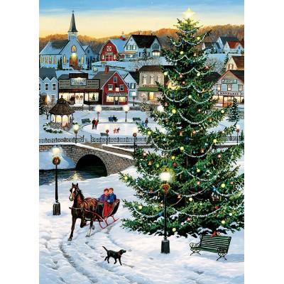 Puzzle  Cobble-Hill-70048 Jack Pine - Village Tree