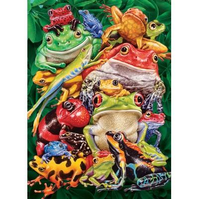 Puzzle Cobble-Hill-70052 Jack Pine - Frog Business