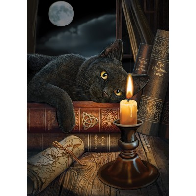 Puzzle Cobble-Hill-80013 The Witching Hour