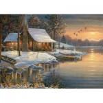 Puzzle  Cobble-Hill-80056 Sam Timm: Das Leben ist schön