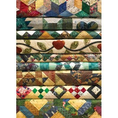 Puzzle Cobble-Hill-80065 Grandma's Quilt