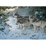 Puzzle  Cobble-Hill-80071 Persis Clayton Weirs: Der Pfad der Wölfe