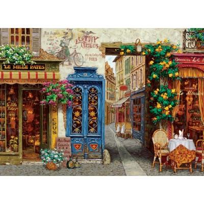 Puzzle  Cobble-Hill-80076 Rue Lafayette