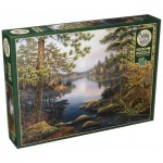 Puzzle  Cobble-Hill-80139 Deer Lake