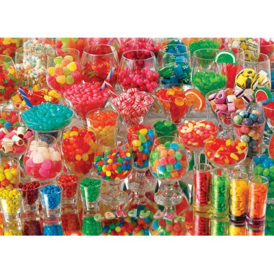 Puzzle Cobble-Hill-80142 Candy Bar