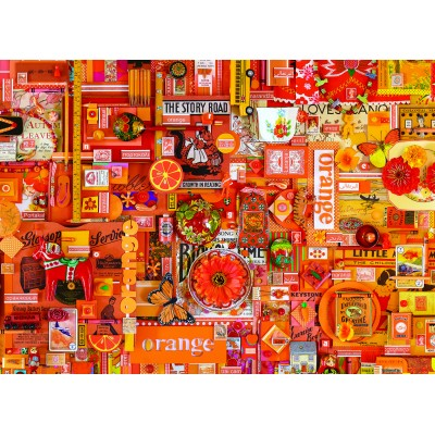 Puzzle Cobble-Hill-80147 Orange