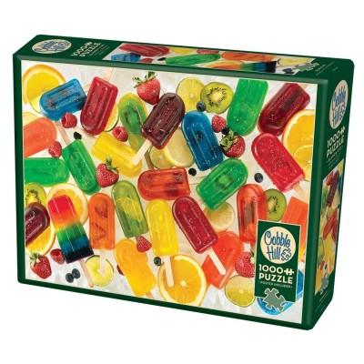 Puzzle Cobble-Hill-80166 Popsicles