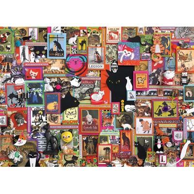 Puzzle Cobble-Hill-80167 Catsville