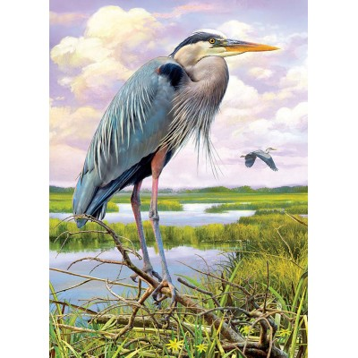 Puzzle  Cobble-Hill-80182 Heron