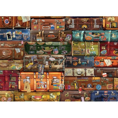 Puzzle  Cobble-Hill-80195 Luggage