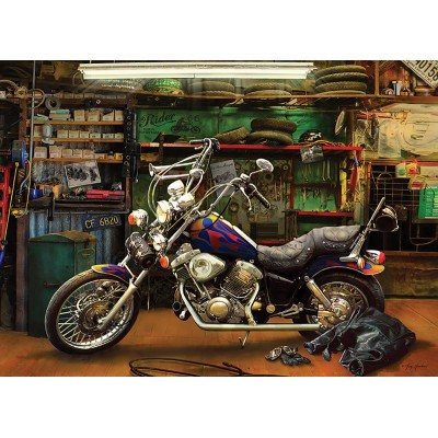 Puzzle  Cobble-Hill-80200 Chopper