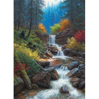 Puzzle  Cobble-Hill-80230 Mountain Cascade