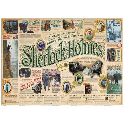 Puzzle Cobble-Hill-80293 Sherlock